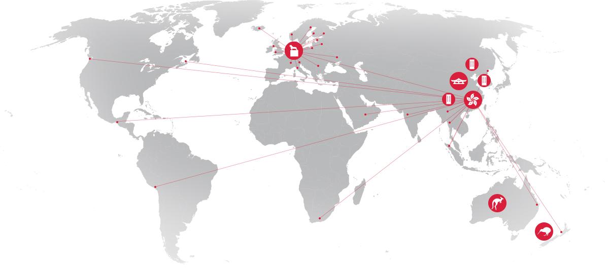Wentronic-Start-Standorte
