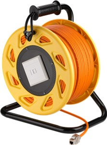 Portable RJ45 Network Cable Reel extension