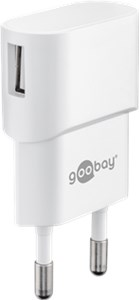 USB charger 1 A (5W) white