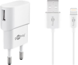 Apple Lightning Ladeset 1 A
