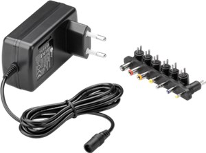 9 V - 24 V Universal Power Supply