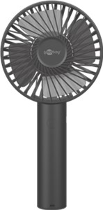 USB hand fan with stand function