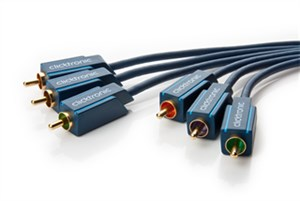 YUV component cable