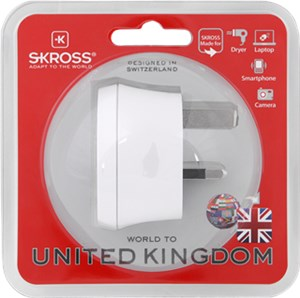 Country Adapter World to UK