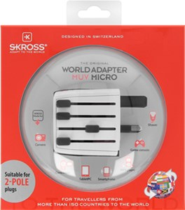 World Adapter MUV Micro