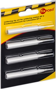 Soldering tip set for soldering station EP 5/ EP 6