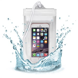Beach bag for smartphones up to 5""