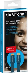 High Speed HDMI™ flat cable with Ethernet