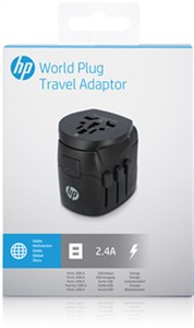 World Plug Travel Adapter