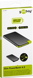 Slim Powerbank 4.0 (4.000 mAh)