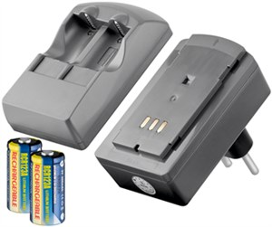 Photo Battery Plug-in charger