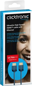 Ultraslim High Speed HDMI™ Kabel mit Ethernet