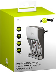 Plug-in Battery charger
