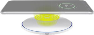 Fast Wireless Charger 10W (white)