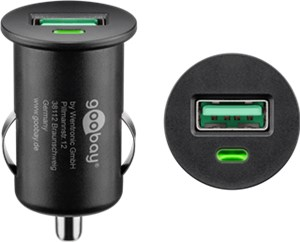 Quick Charge USB Car fast Charger